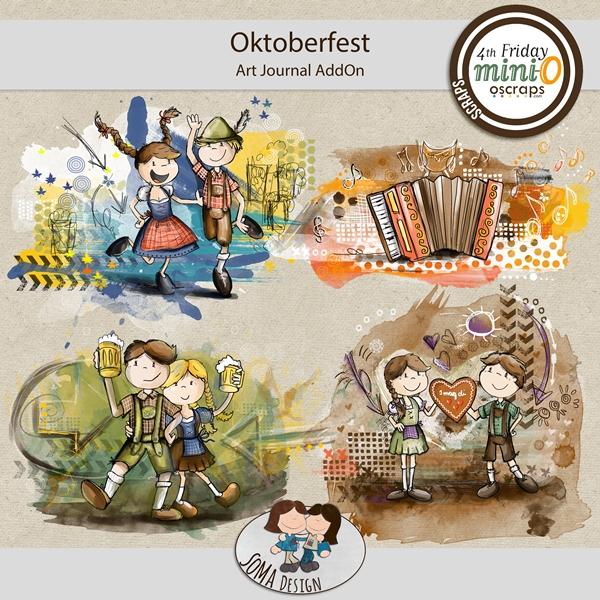 SoMa Design: Oktoberfest - ArtJournal