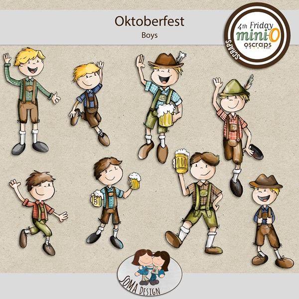 SoMa Design: Oktoberfest - Boys