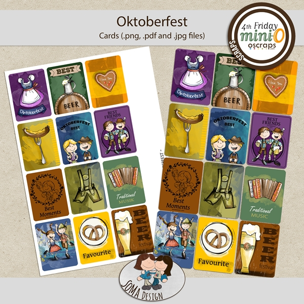 SoMa Design: Oktoberfest - Cards