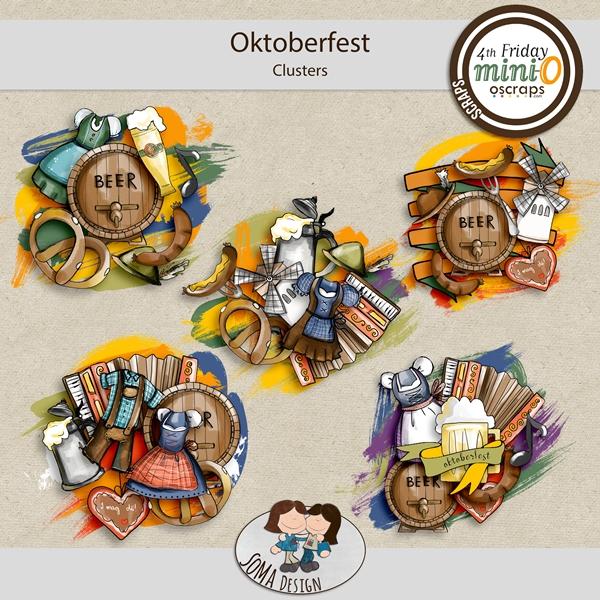 SoMa Design: Oktoberfest - Clusters