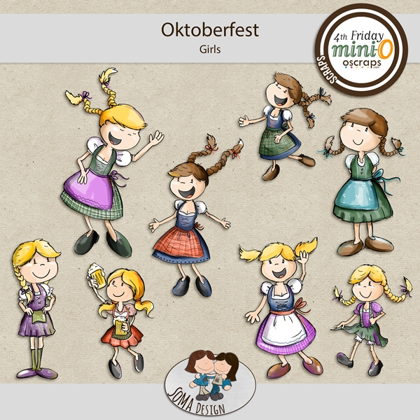 SoMa Design: Oktoberfest - Girls