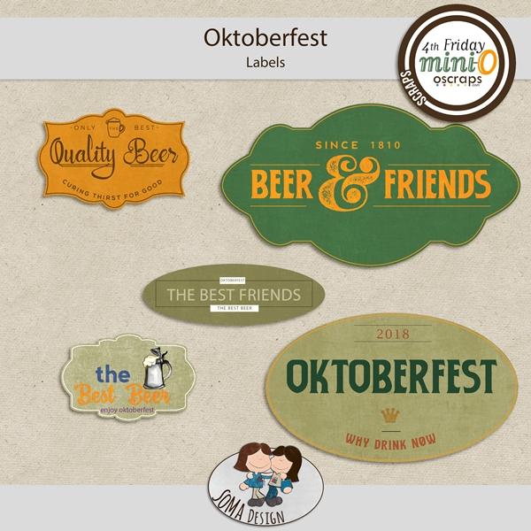 SoMa Design: Oktoberfest - Labels