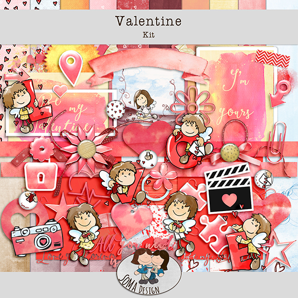 SoMaDesign Valentine Kit