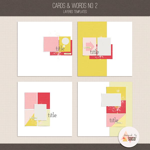 Cards & Words No. 2