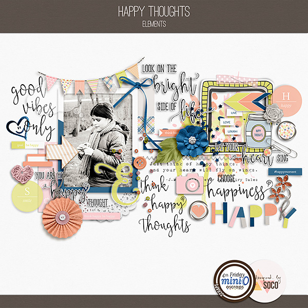 Happy Thoughts - Elements