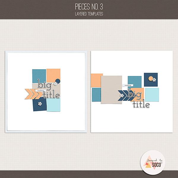 Pieces No. 3