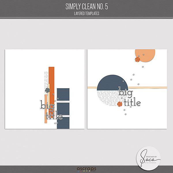 Simply Clean No. 5