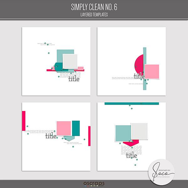 Simply Clean No. 6
