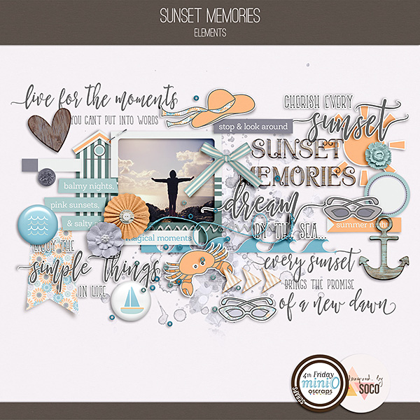 Sunset Memories - Elements