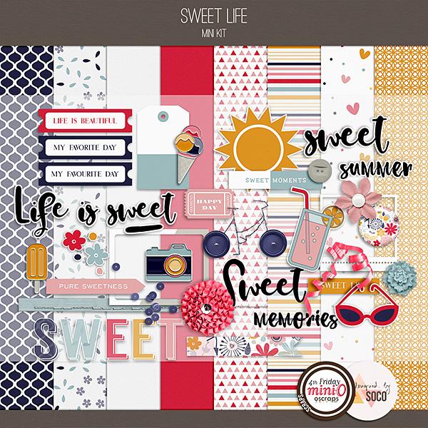 Sweet Life - Mini Kit