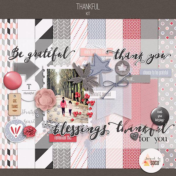 Thankful - Kit