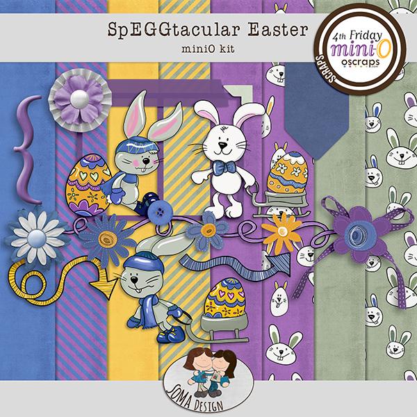SoMa SpEGGtacular Easter MiniO kit