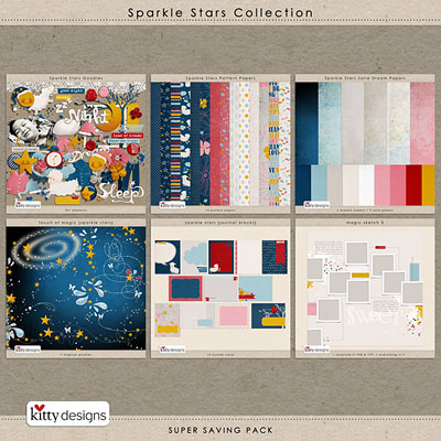 Sparkle Stars Collection