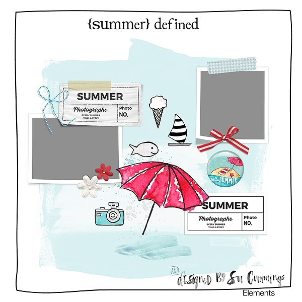 Summer Defined {Elements}