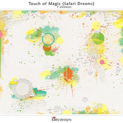 Touch of Magic {Safari Dreams}