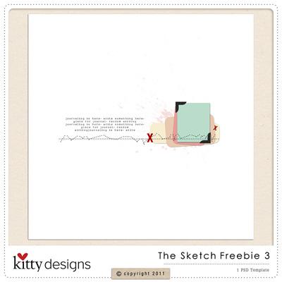 The Sketch 3 Freebie