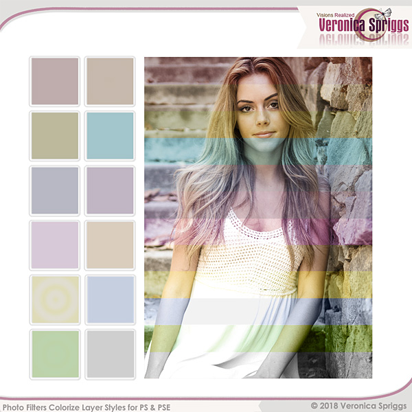 Photo Filters: Colorize