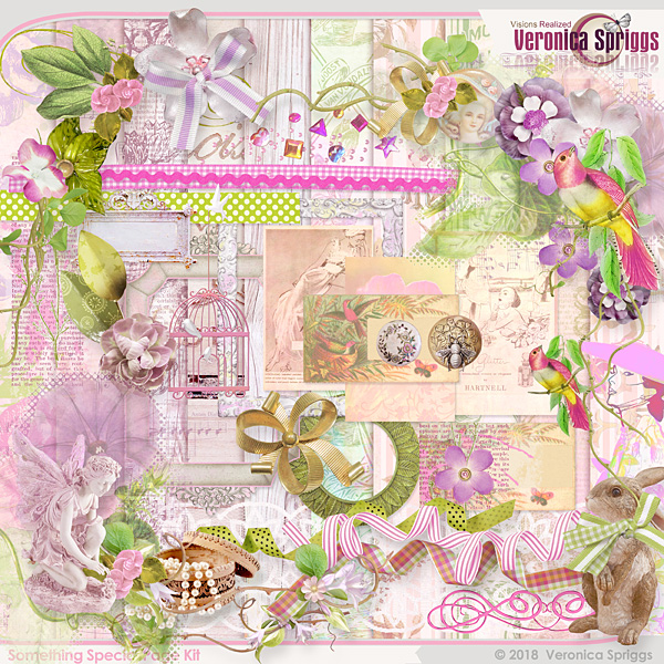 Something Special Page Kit