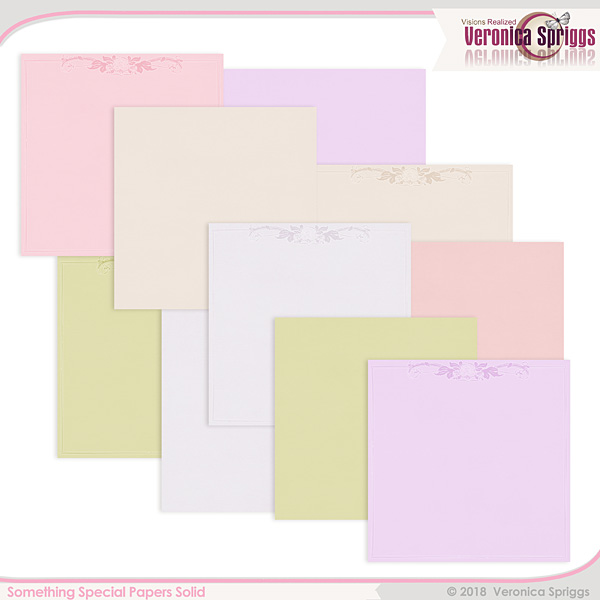 Something Special Papers Solids