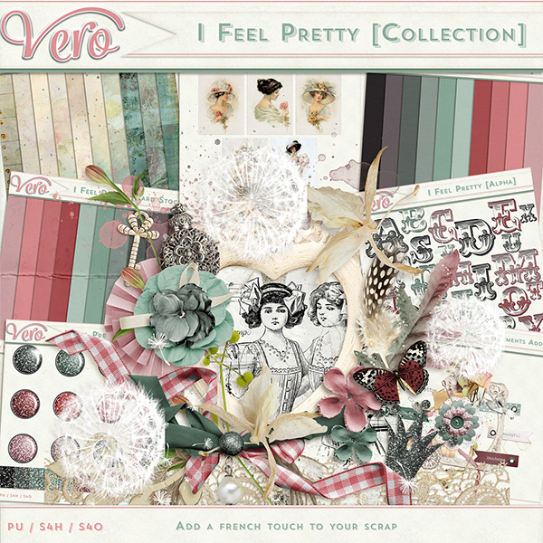 I Feel Pretty Collection by Vero