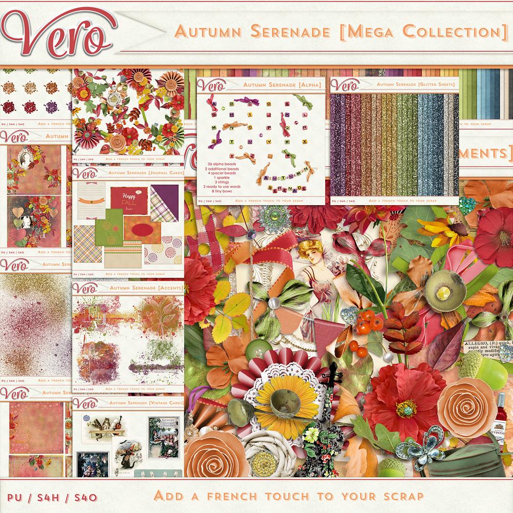 Autumn Serenade Mega Collection by Vero