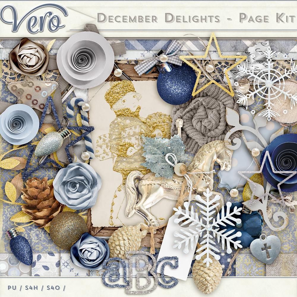 December Delights - Kit