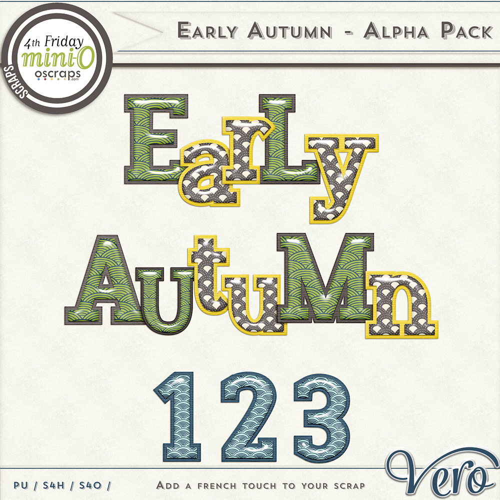 Early Autumn - Alpha