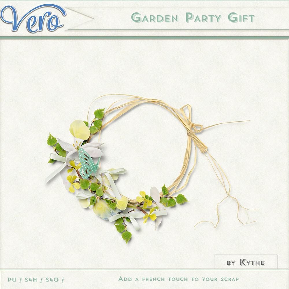 Garden Party by Vero Gift 07