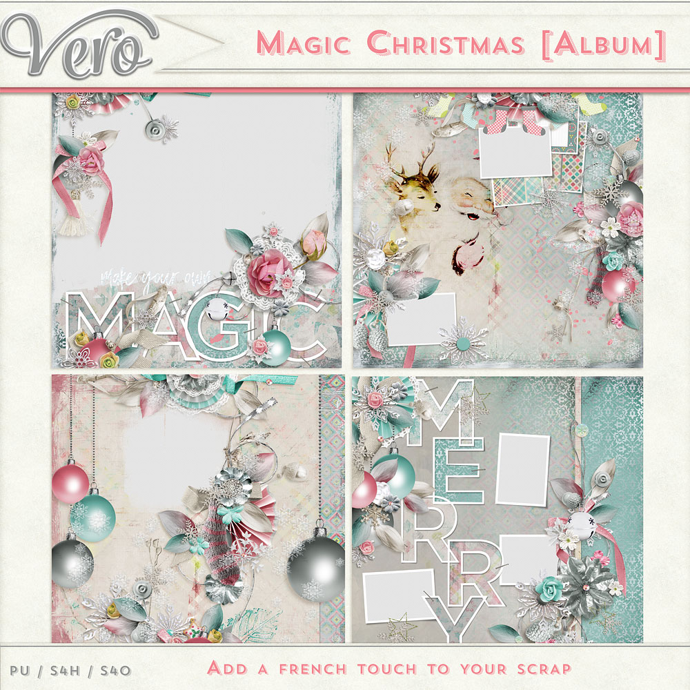 Magic Christmas - Album