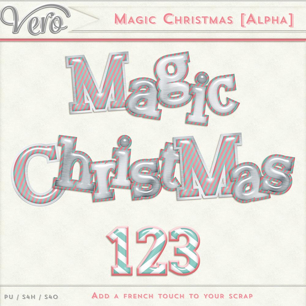 Magic Christmas - Alpha