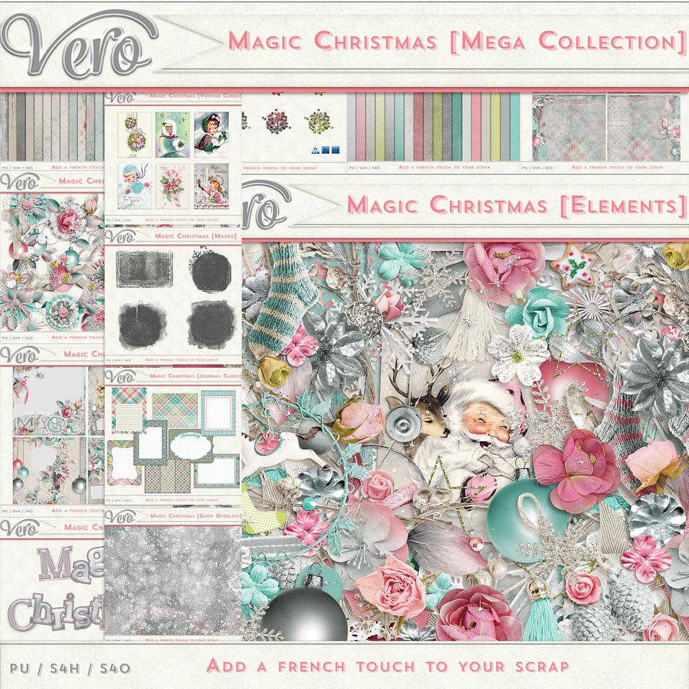 Magic Christmas - Mega Collection
