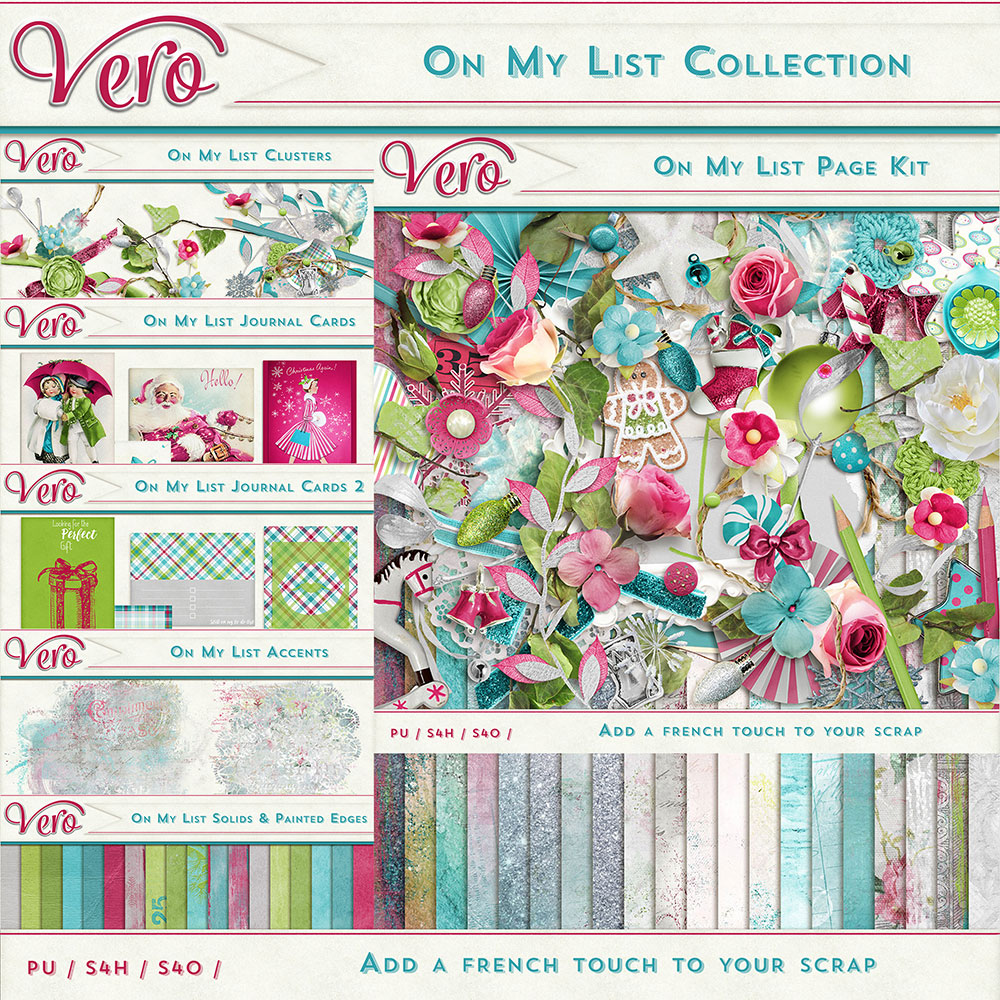 On My List Collection by Vero