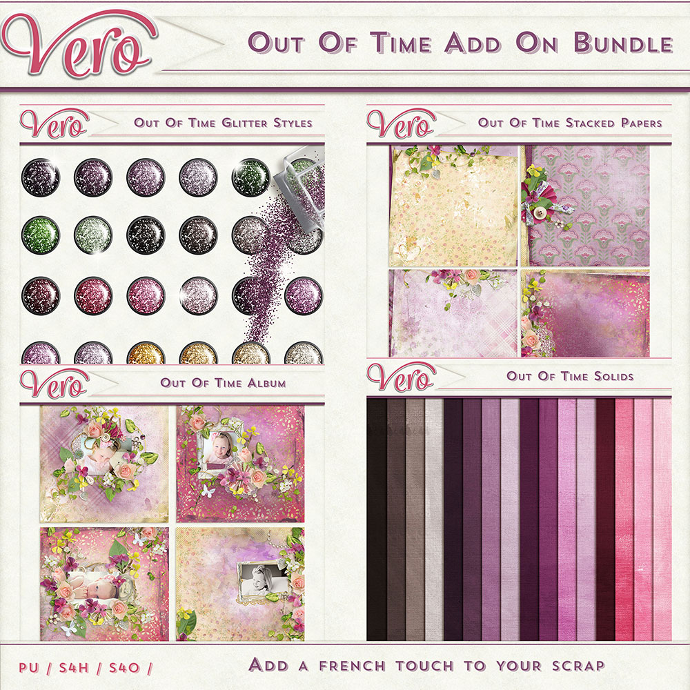 Out of Time Add-On Bundle by Vero