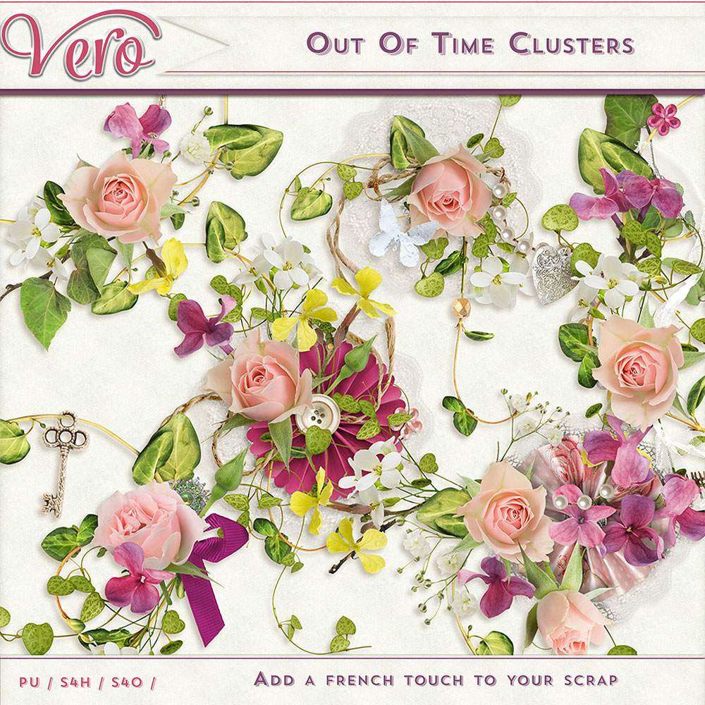Out of Time Clusters by Vero