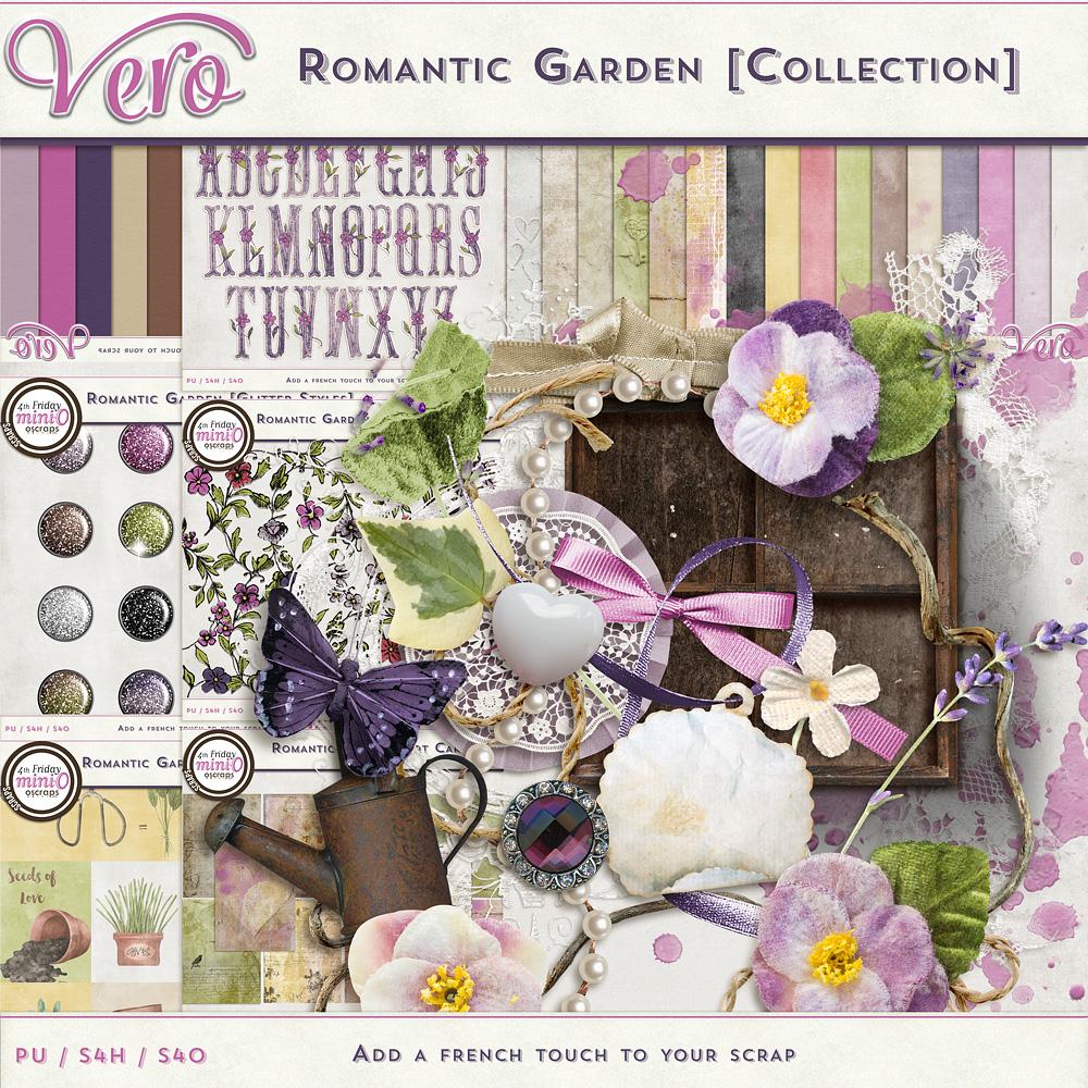 Romantic Garden Collection by Vero