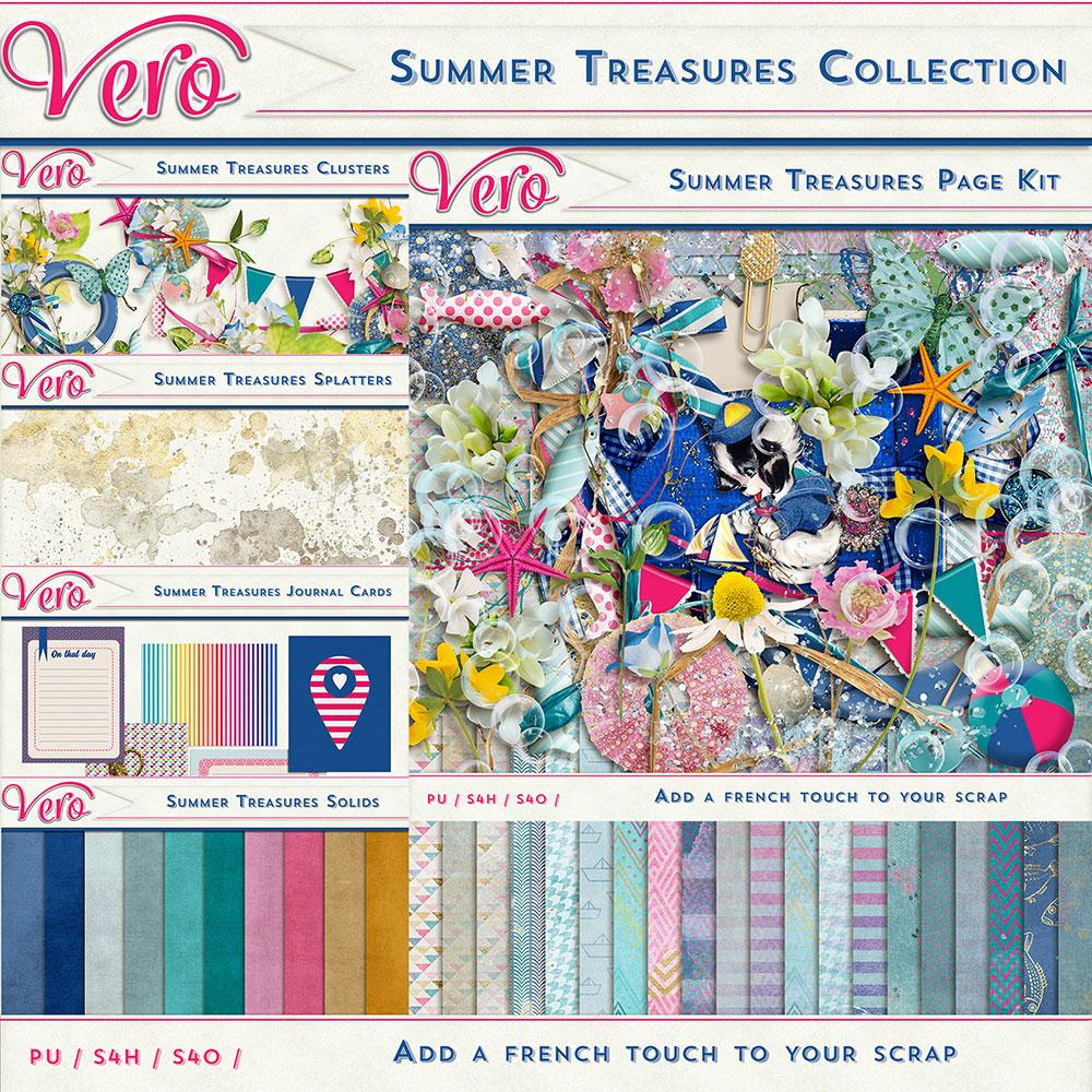 Summer Treasures Collection by Vero