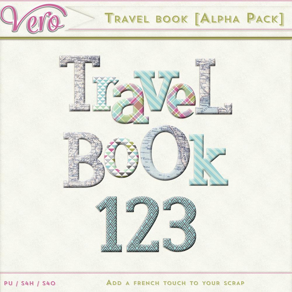 Travel Book [Alpha]