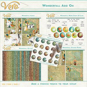 Wonderfall Add-On Bundle by Vero