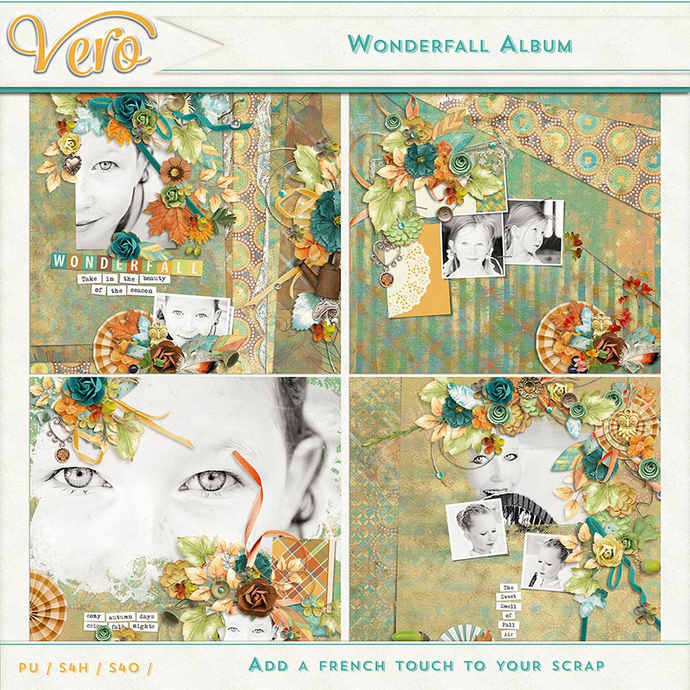 Wonderfall Album by Vero