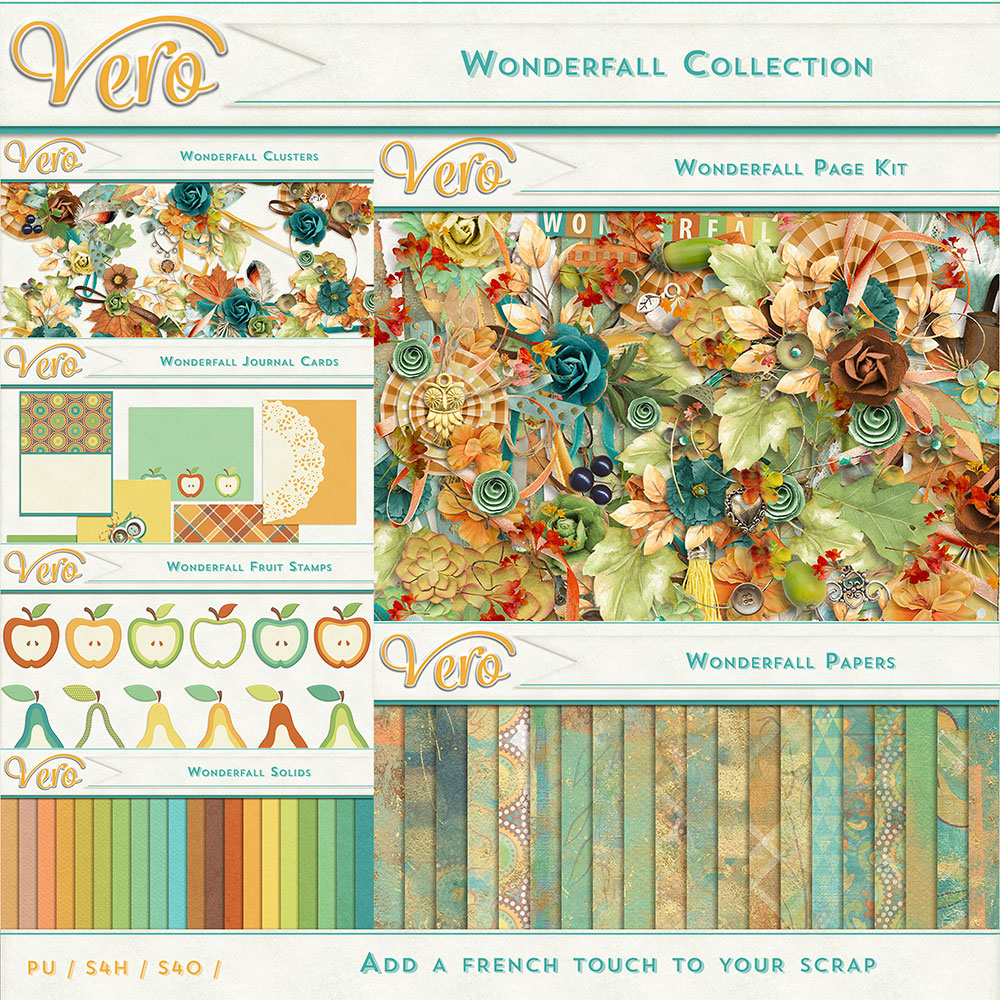 Wonderfall Collection by Vero