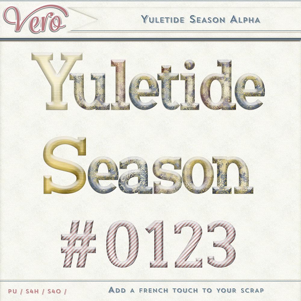 Yuletide Season Alphas by Vero