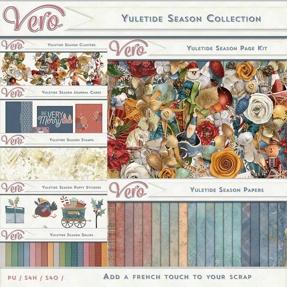 Yuletide Season Collection by Vero