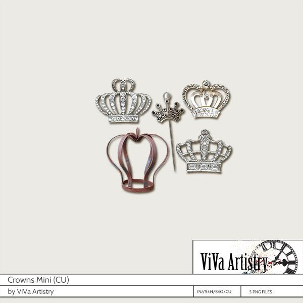 Crowns Mini CU