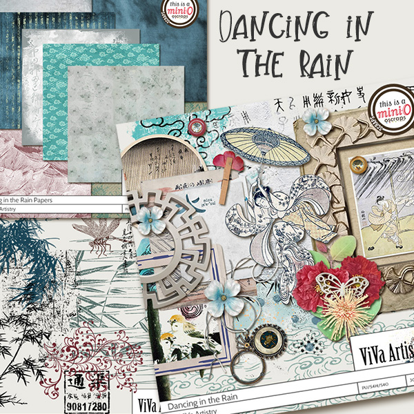 Dancing in the Rain Collection