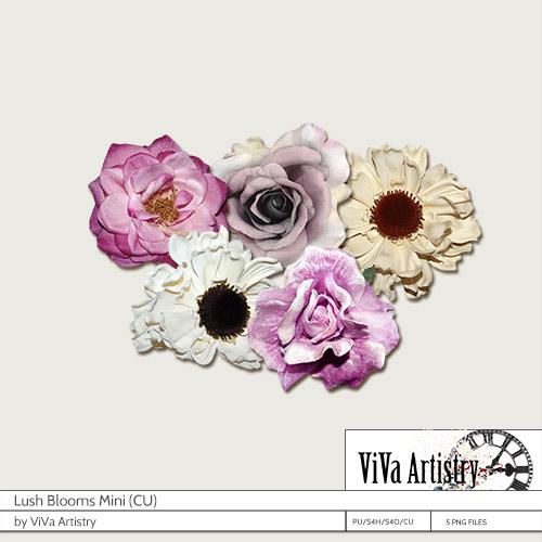 Lush Blooms Mini CU