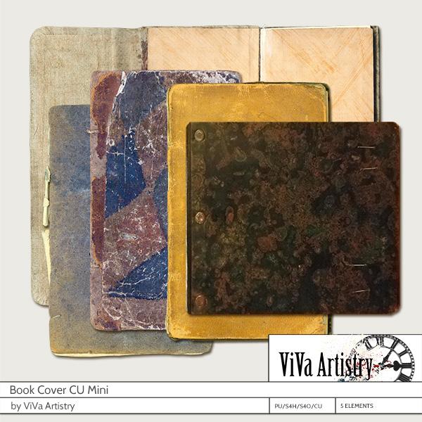 Book Covers Mini (CU)