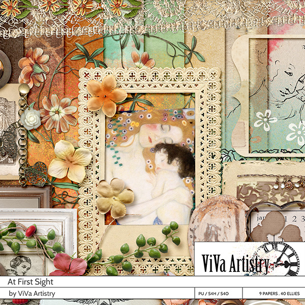 at first sight by viva artistry