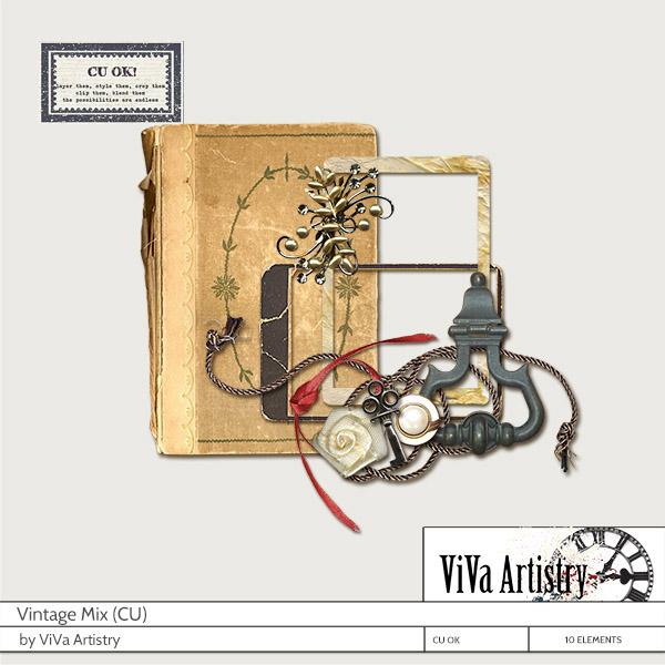 Vintage Mix (CU)