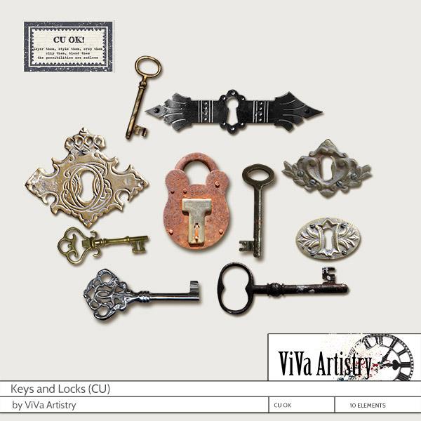 Keys and Locks (CU)