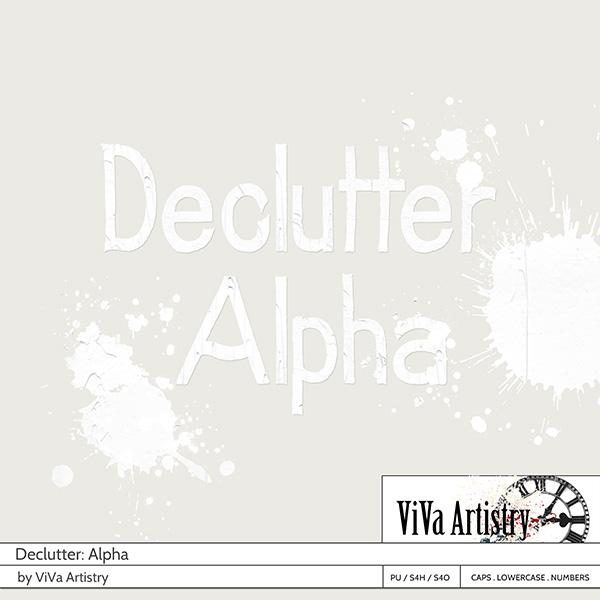 DeClutter: Alpha